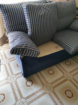 sofá dos plazas en Benalmadena