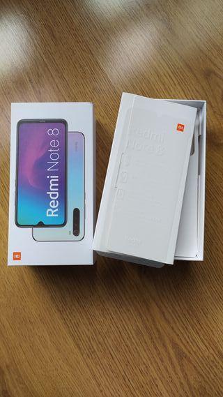 Cambio Xiaomi redmi note 8 por el note 8pro