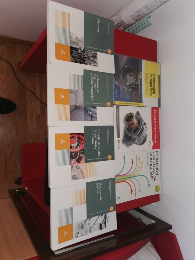 Libros Formacion Profesional Nuevos