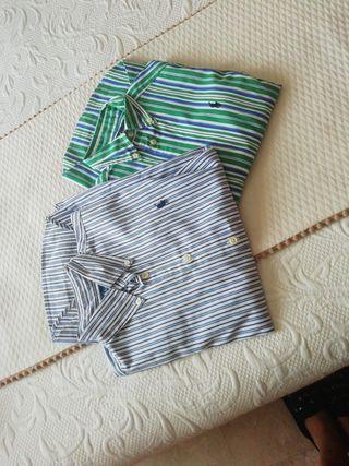 camisas de niños Ralph Lauren.