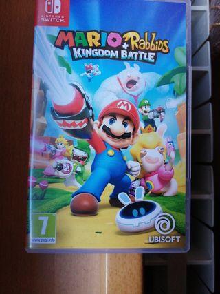 Super Mario + Rabbids