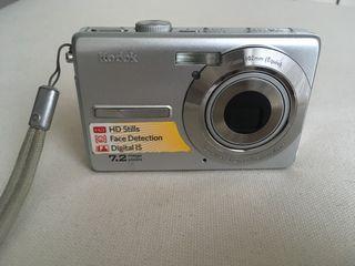 Camara fotos kodak AF 3x0ptical aspheric Lens