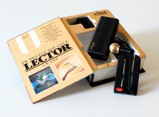 Lámpara de lectura vintage. Lector FASE, Spain