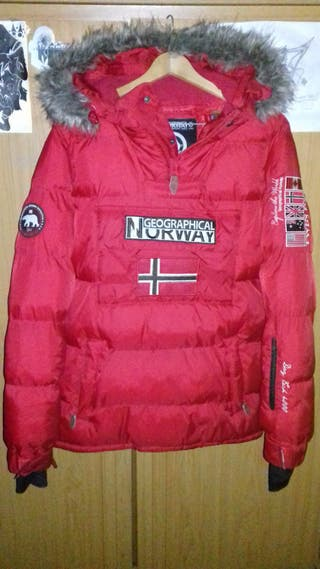 Anorac/chaqueta geographical norway talla S,hombre