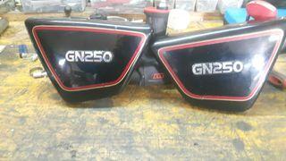 Tapas laterales suzuki gn 250cc