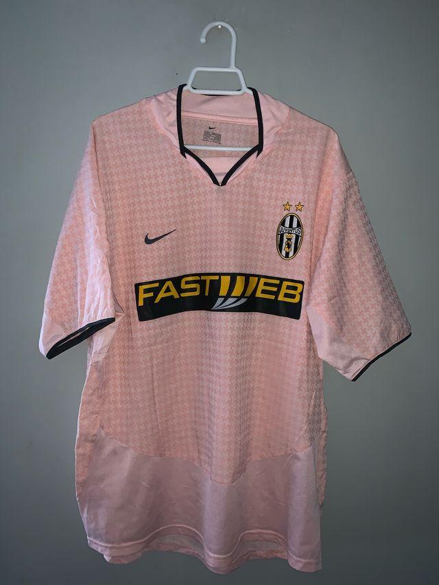 Camiseta Juventus 2003