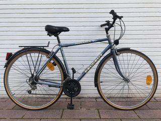 Bicicleta paseo Peugeot talla 52