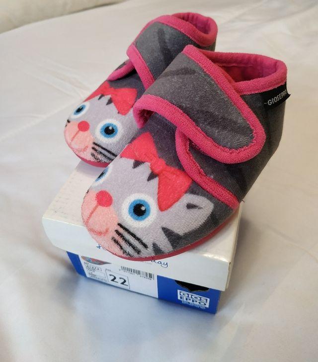 Zapatillas niña GiosEppo