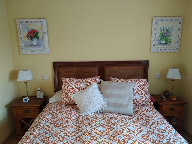 Muebles habitación rústico colonial