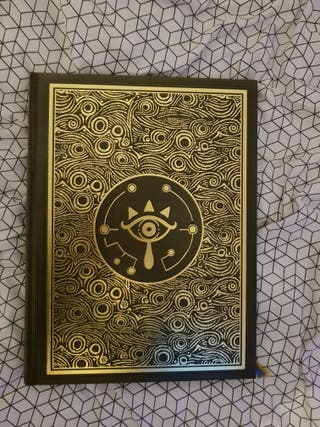 Guide fficiel complet édition prestige Zelda