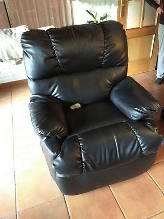 sillón masaje