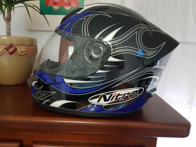 Casco Nitro N200V-X