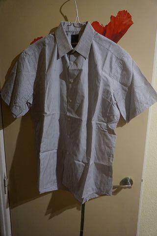 Camisa manga corta Calvin Klein