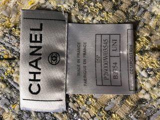 Corbata Chanel autèntica