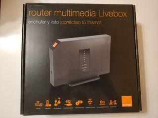 [PRECINTADO] Router Livebox Next