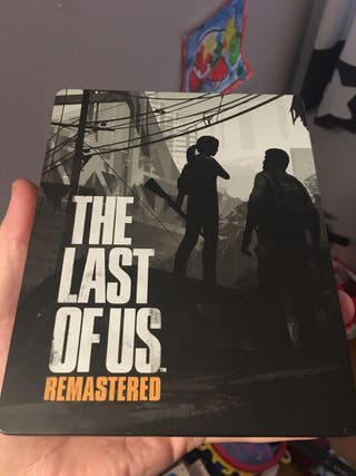 The last of us steelbook