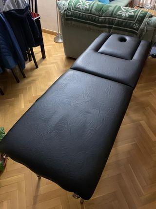 Camilla de masaje portátil