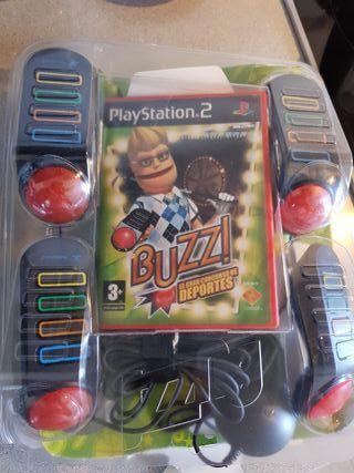 Buzz El gran concurso de deportes