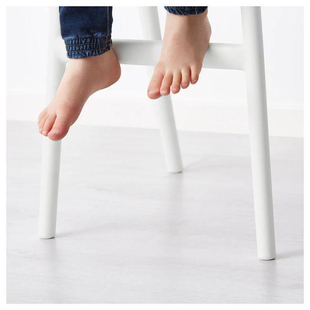 Silla alta junior infantil. Ikea modelo URBAN