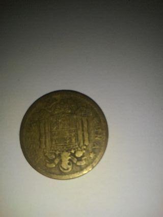 1 peseta de 1947