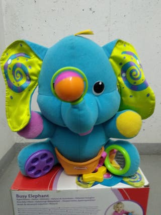 Elefante de Playskool.