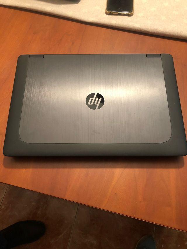 Workstation portátil Zbook 15 G5