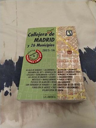 Cartilla Taxi Madrid, nueva