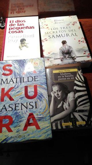 Lote 4 novelas