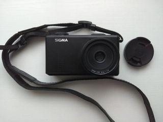 Cámara Sigma DP2 Merrill (visor óptico opcional)