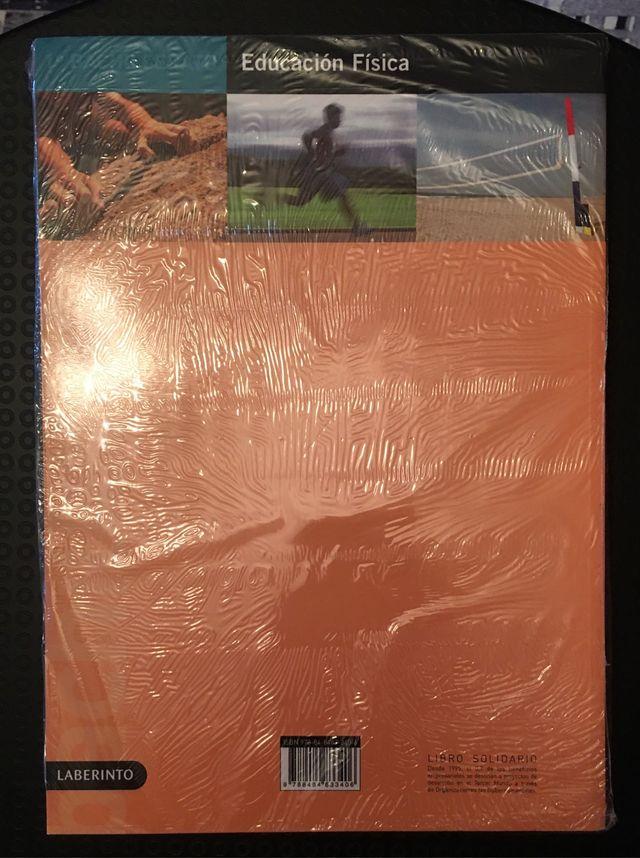 Libro Educación Física 1 bachillerato