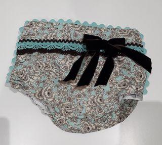 Pantalón cubrepañal t.12-18