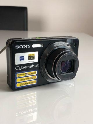 Cámara digital Sony DSC-W170 FULL HD