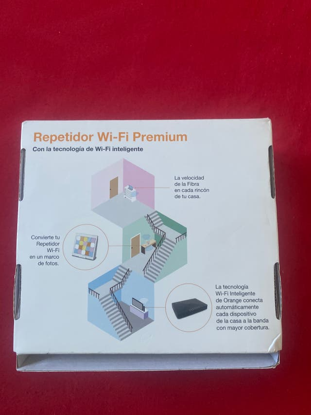 Repetidor Wi-Fi Premium (Portafotos)