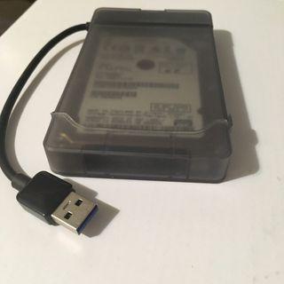 Disco duro 750gb usb 3.0 NUEVO