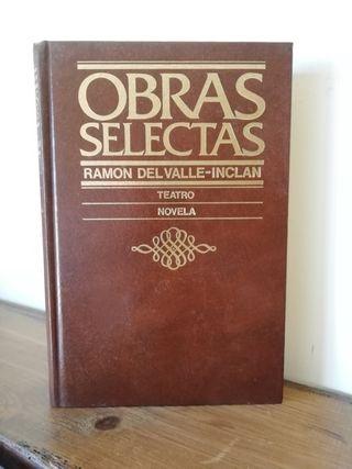 Ramón del Valle-Inclan - Teatro, novela