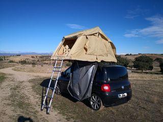 tienda techo camper