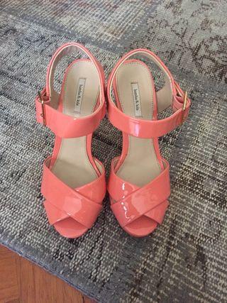 Tacón sandalia Bimba y Lola