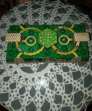juguete antiguo hojalata