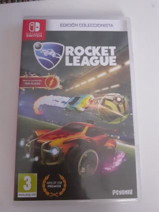 Juego nintendo switch Rocket League