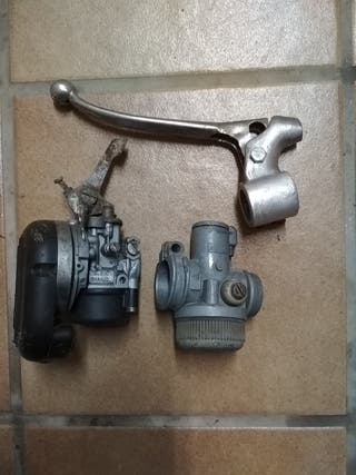 lote carburadores antiguos