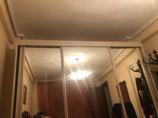 Armario espejos, tres puertas correderas