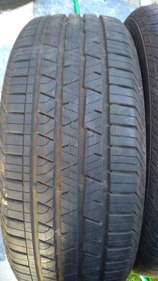 Ruedas Continental CROSS CONTACT235/55/19 105W M+S