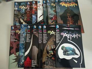 Colección 14 comics de BATMAN