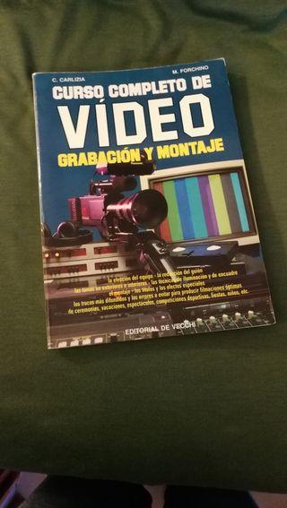 Curso completo de vídeo grabación y montaje