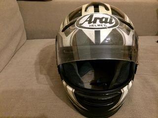 casco arai moto