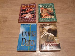 Novelas románticas