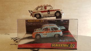 RESERVADOS Fiat/Seat 600 Abarth Scalextric Altaya