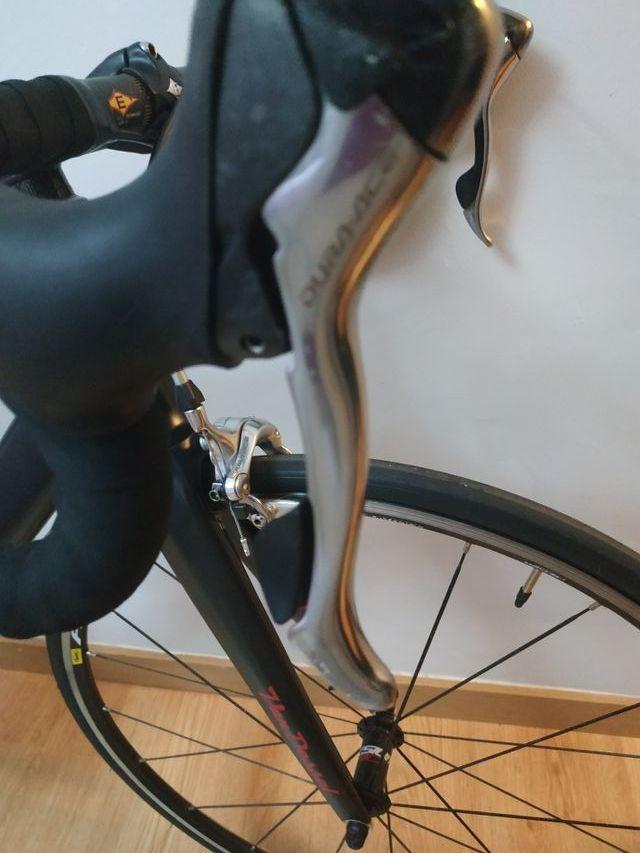 Vendo o cambio van dessel hellafaster x bici T56