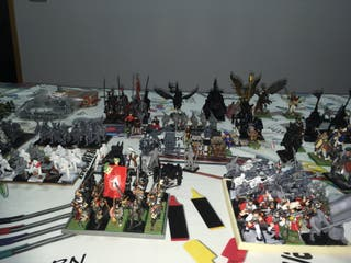 """Ejercito """"IMPERIO"""" Warhammer fantasy/Age of Sigmar"""