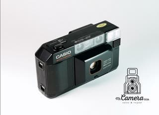 cámara street Casio 35mm 3.8f date